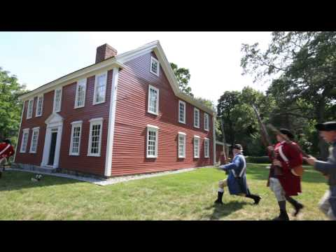 Lexington, Massachusetts: Visit the Birthplace of American Liberty and step back in time to 1775