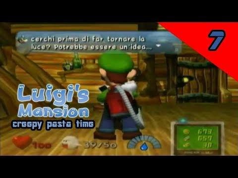 Luigi's Mansion ITA [7] Chi Ha Paura Del Buio? Blackout Nel Palazzo Di Luigi!