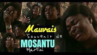 """MAUVAIS SOUVENIR """"Vrai VIE de MOSANTU MARTINI"""" Choc ORPHELINE de PÈRE Na 2 MOIS Akufa na ACCIDENT"""