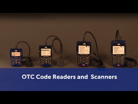 OTC Code Readers and Scanners