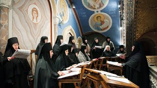 Presentation of Our Lord, Liturgy at St Elisabeth's/Сретение Господне, Литургия - Прямая трансляция