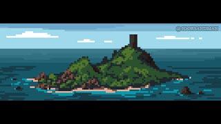 Pixel Art Demo : Monolith Island (243/365)
