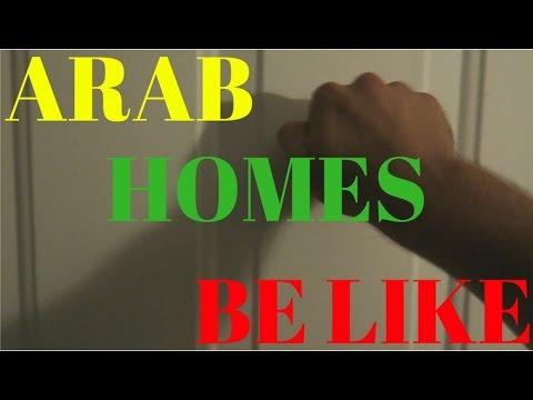 ARAB HOMES BE LIKE !!!!!!