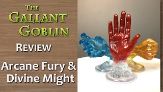 Spell Effects: Arcane Fury & Divine Might - Icons of the Realms Painted Miniatures