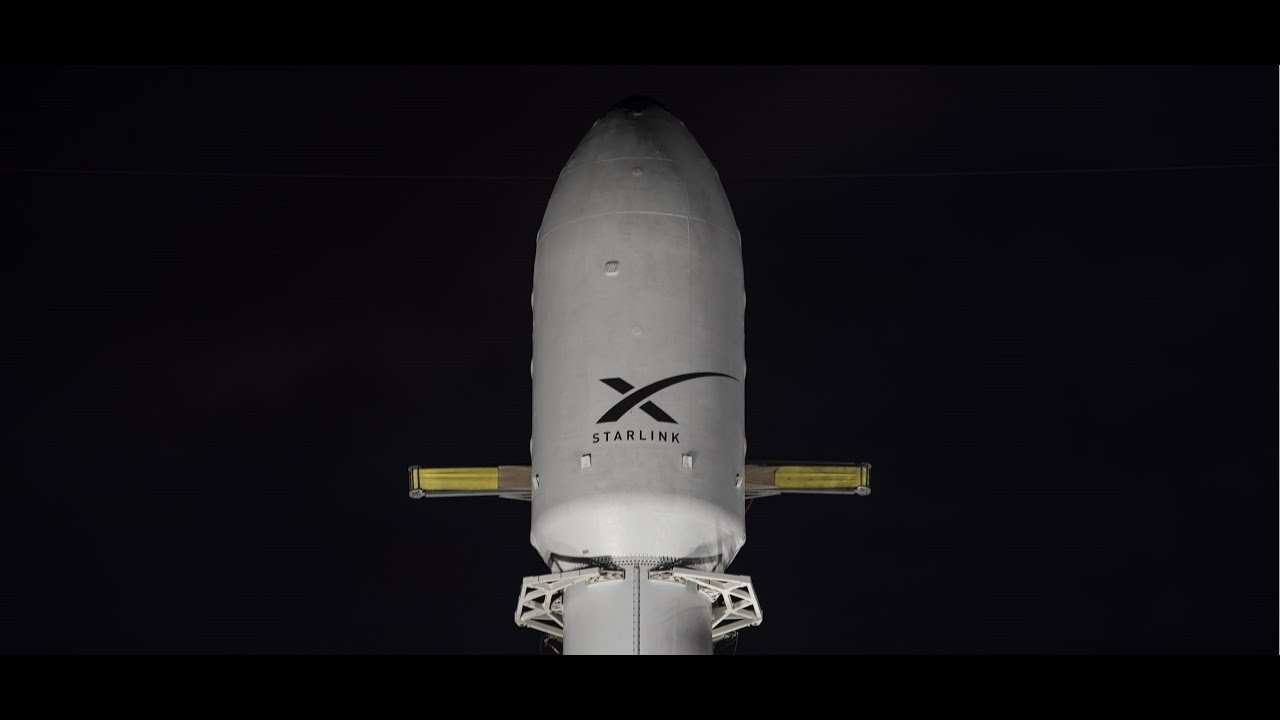 SpaceX Falcon 9 Starlink Launch