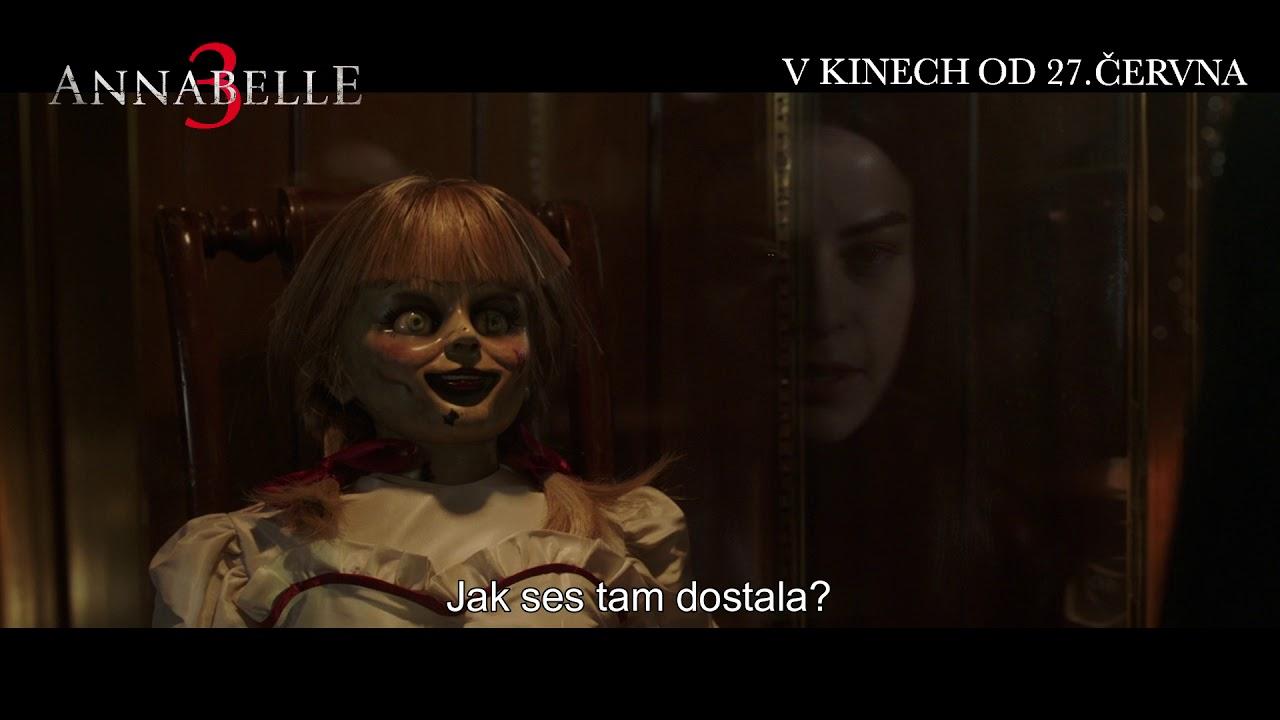 Annabelle 3 (2019) | Film o filmu | české titulky