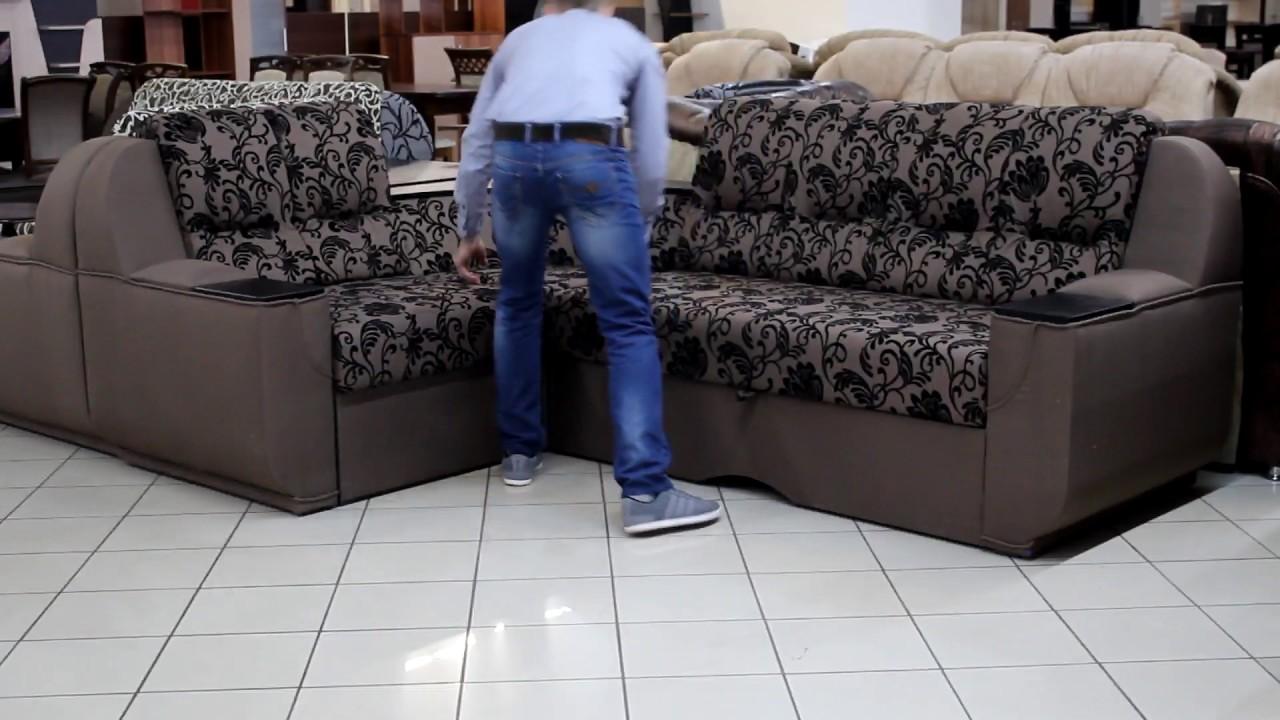 Как сделать угловой диван для кухни своими руками. - YouTube