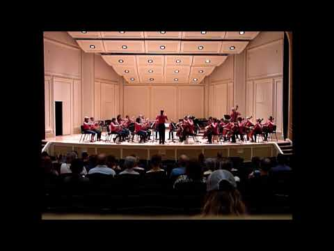 Chamber Music Program Final Concert Orchestra performance