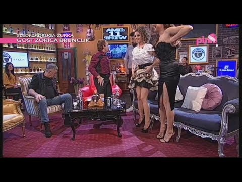 Zoran Šumadinac o pesmi 'Autotune' i pokazuje svoje plesne pokrete (Ami G Show S11)