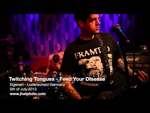 Twitching Tongues - Ludenscheid Germany (live)