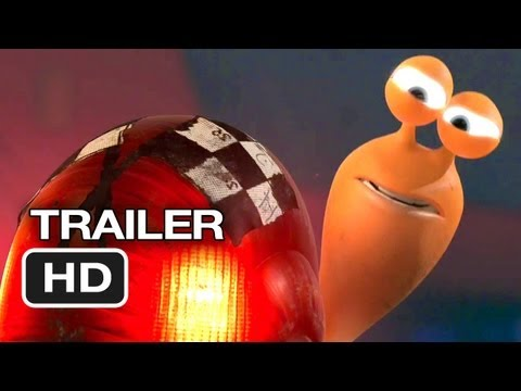 Turbo TRAILER #2 (2013) - Ryan Reynolds,...