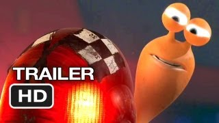 Turbo TRAILER #2 (2013) - Ryan Reynolds, Snoop Dogg Movie