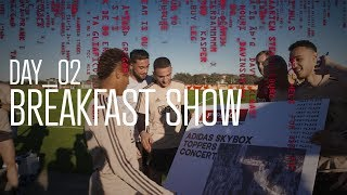 Game time! | BREAKFAST SHOW #2