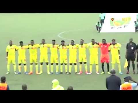 Can U 20 : les buts du match