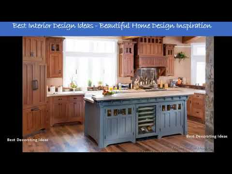 Arts and crafts kitchen design ideas | Modern cookhouse area design pic collection for