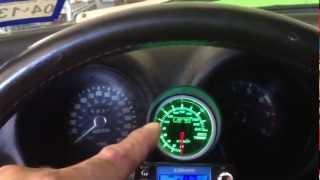 Exhaust gas temp install rb30 datsun Z