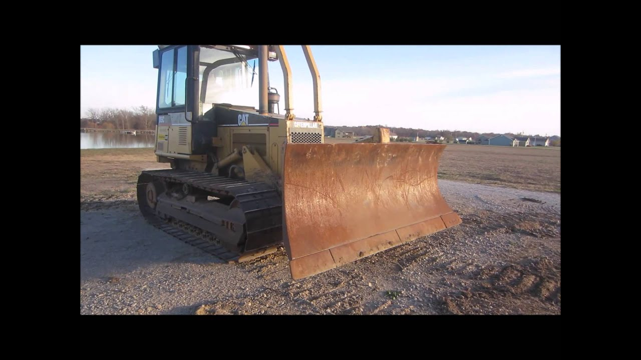 2001 Caterpillar D5C XL Series III dozer for sale | sold at auction  December 18, 2014