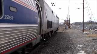 The Pennsylvanian Train 43 with P42 19