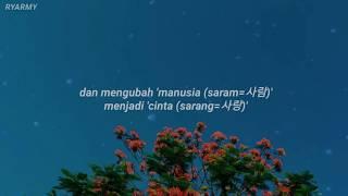 BTS (RM) - Trivia 承: Love [Indo Lirik]