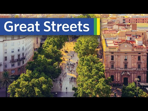 How to design a great street