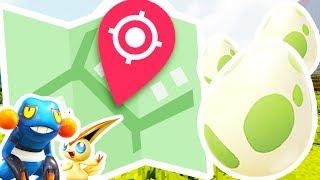 LUCKY EGG OPENING LEGENDARY SHINY POKEMON - Minecraft Pokemon GO POKEFIND #3 thumbnail