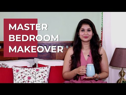 Home Makeover | Master Bedroom Makeover | Timeless Homes Trendy Makeover - WoodenStreet