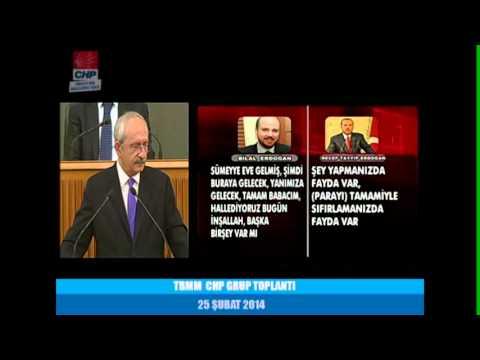 25 Şubat CHP Grup Toplantısı - Kemal Kılıçdaroğlu - Ses Kayıtları