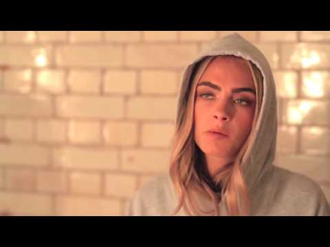 NAKED CARA DELEVINGNE ? // PUMA x RIHANNA // CARA DELEVINGNE INTERVIEW // PERSONAL VIDEO
