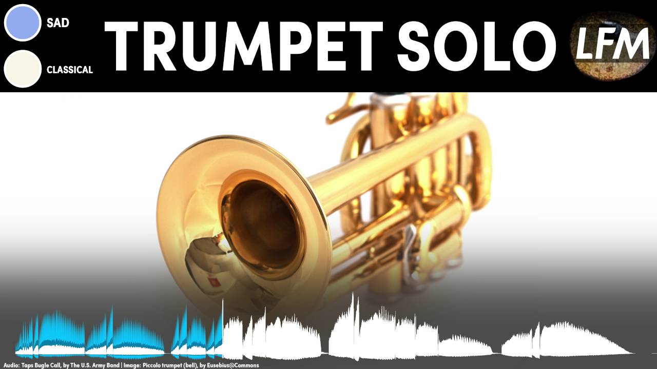 Sad Trumpet Solo Background Instrumental | Royalty Free Music