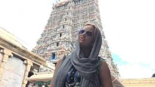 Главный храм Мадурая - Минакши. Достопримечательности Индии (Мадурай). Наше путешествие по Индии.(Если бы не наш вылет из Мадурая, вряд ли бы мы сюда поехали целенаправленно. Город оставляет не самое приятн..., 2015-12-17T05:04:49.000Z)