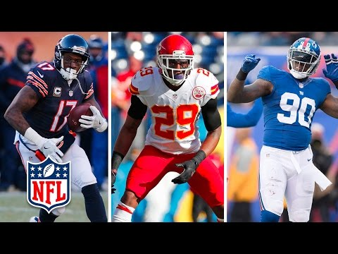 Where Will the Top 2017 Unrestricted Free Agents Land? | NFL Network
