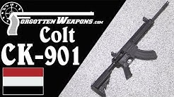 Colt CK901: An AR in 7.62x39mm for the Yemeni Military