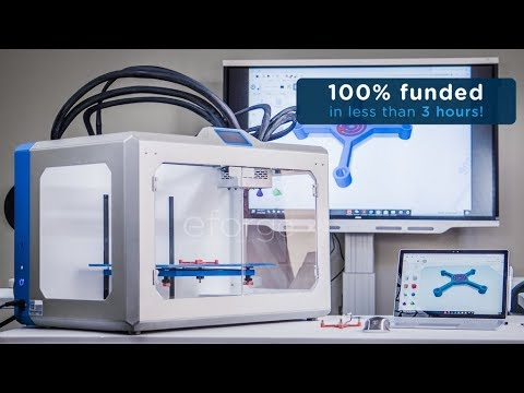 EFORGE | 3D Print Electronics On-Demand