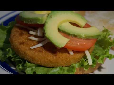 Meatless Chicken Sandwich - Boca Veggie Patty
