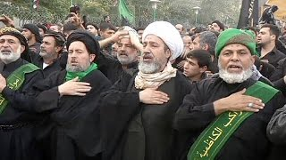 IŞİD tehdidine rağmen milyonlarca Şii Kerbela