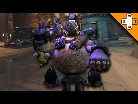 CUTEST ROADHOG EVER! Overwatch Funny & Epic Moments 631