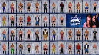 32 Craziest Wrestlers CAWs For WWE SmackDown Shut Your Mouth