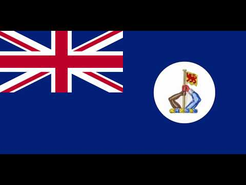 The Anthem of the British Crown Colony of North Borneo