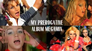 Britney Spears: Greatest Hits - My Prerogative Album Megamix