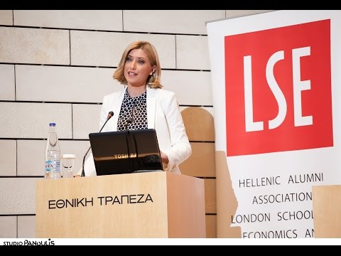 HAALSE event The Future of Greek Banking Σία Κοσιώνη - 9 March 2016 - NBG