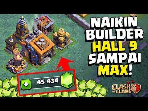 NAIKIN SEMUA Bangunan BH 9 SAMPAI MAX - CoC Indonesia