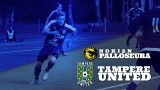 NoPS vs Tampere full match