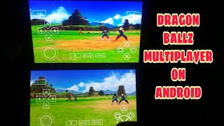 How to play Multiplayer Dragon Ball Z on Android (PPSSPP Multiplayer)