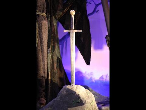 Taşa gömülü Kılıcın Kerameti  [Türkçe Belgesel]