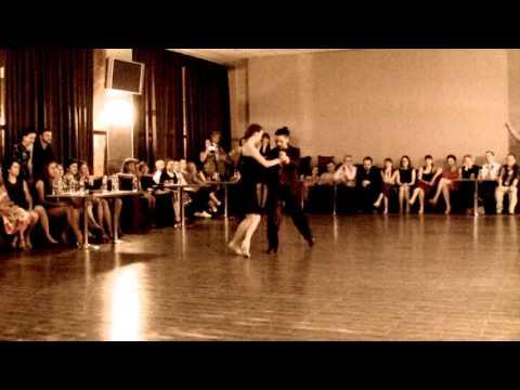 Fernando CHUCKY Romero & Natalia Rostova. Tomsk Tango Festival 2015