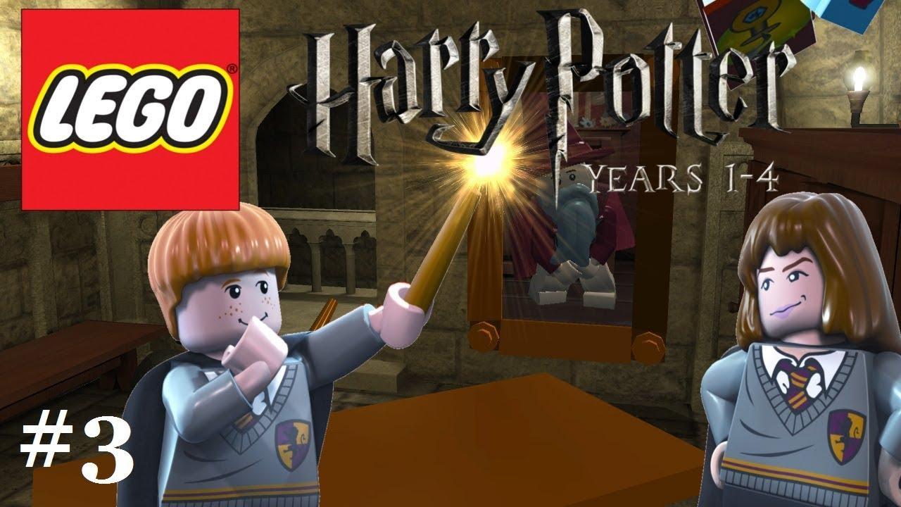Wingardium Leviosa Lego Harry Potter 3 Youtube