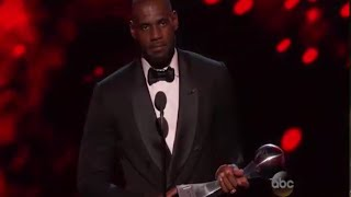 ESPN ESPY Awards 2016 Full Show 7/13/16 LeBron James Wins Best Male...