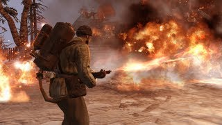 ◀Company of Heroes 2 - Only You Can Prevent Forest Fires