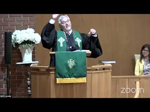 Sermon - July 25, 2021