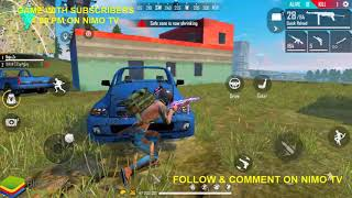 SPECIAL HEADSHOTS MOMENTS IN FREE FIRE LIVE - GAITONDE